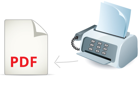 Convert Fax to PDF